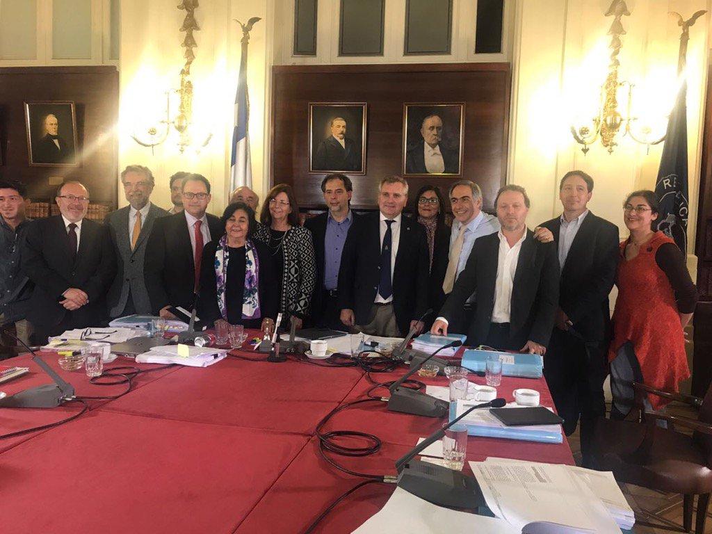 Ministerio de ciencia y tecnolog a comisi n del senado for Ministerio de ciencia