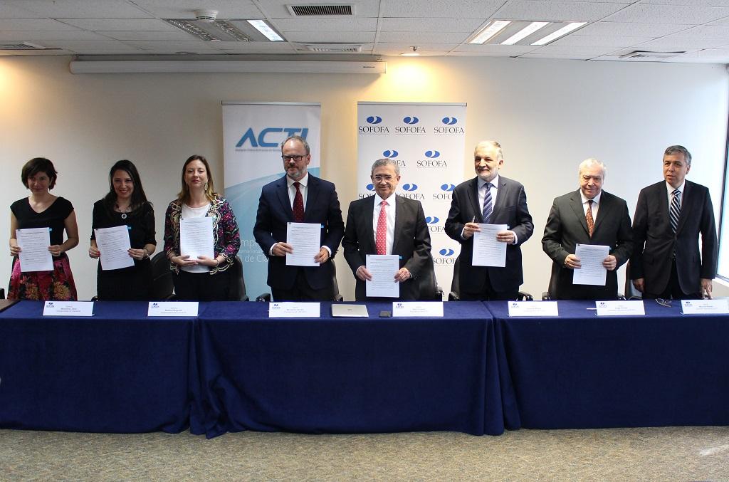 Chile firman acuerdo p blico privado para aumentar for Clausula suelo firma acuerdo privado