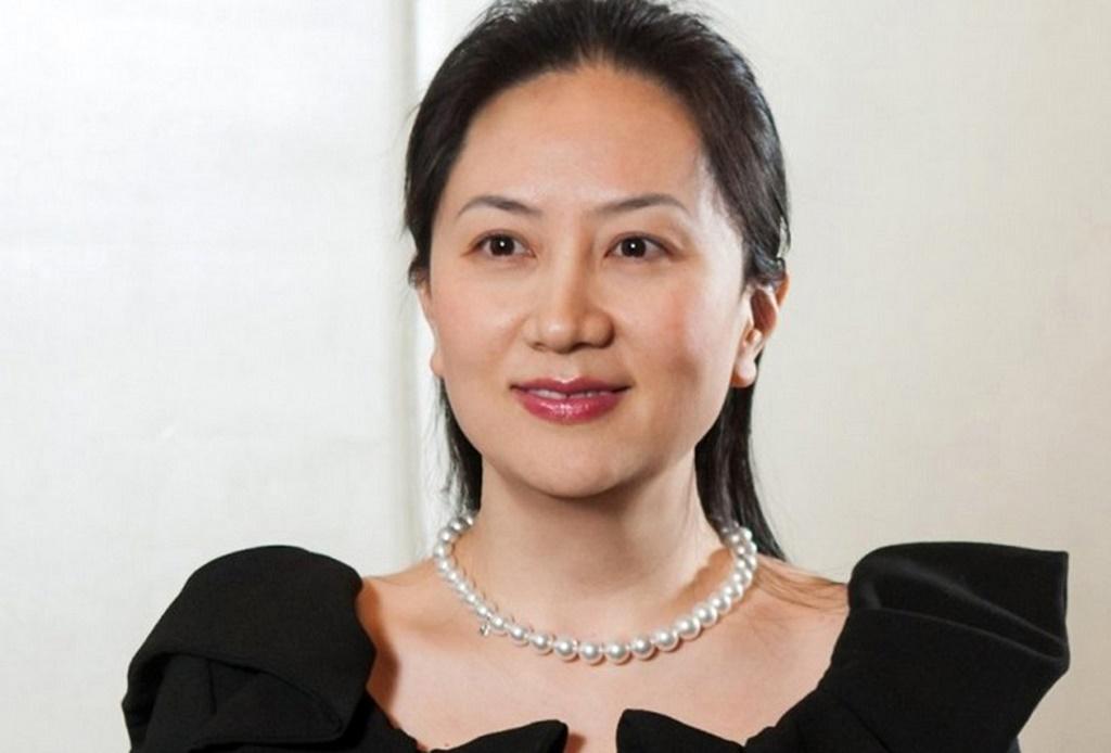 Nueva nota de Meng Wanzhou, CFO de Huawei desde Canadá ...